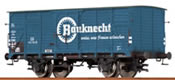 "Covered Freight Car G 10 ""Bauknecht"" DB"