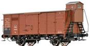 Covered Freight Car Gm K.P.E.V.