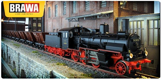 Reynaulds | Brawa Trains | Brawa Model Trains