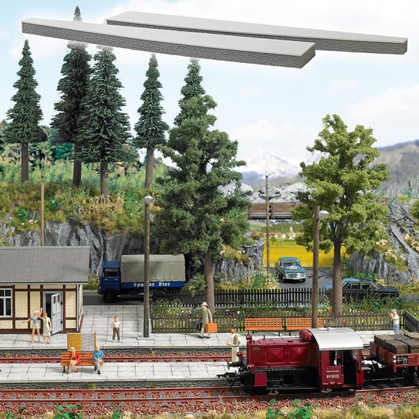 Busch 10001 - Train Platform