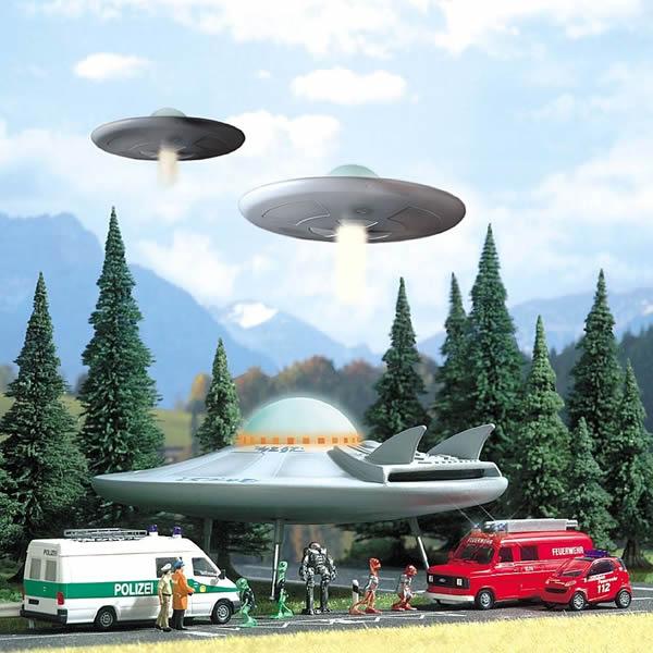 Busch 1010 - UFO (unidentified flying object)