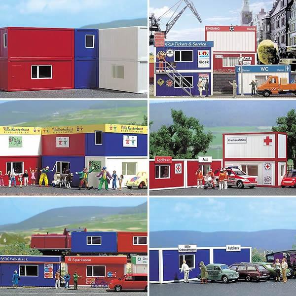 Busch 1031 - Container set