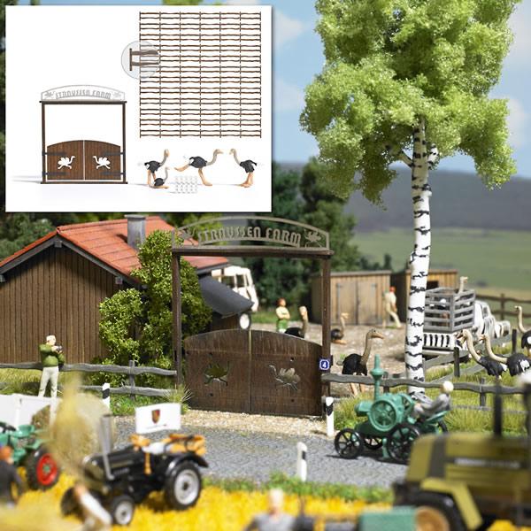 Busch 1038 - Ostrich Farm
