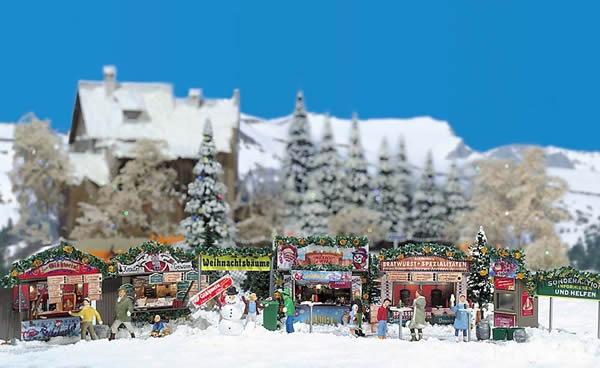 Busch 1059 - Christmas Market