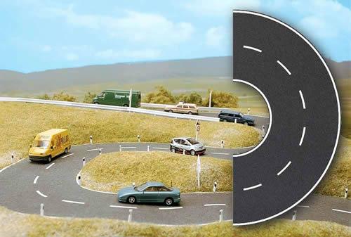 Busch 1103 - Road Curve