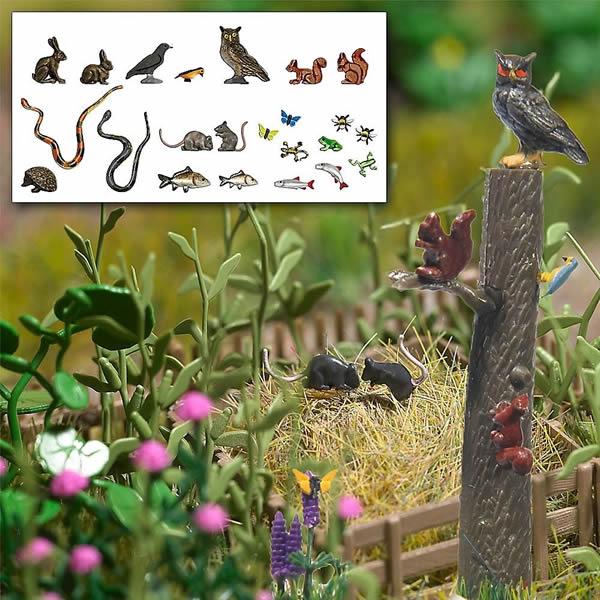 Busch 1153 - Small Animals