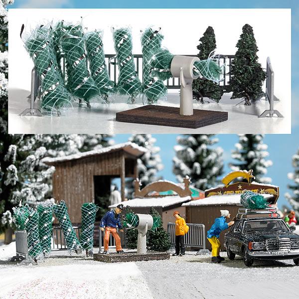 Busch 1182 - Christmas Tree Sale