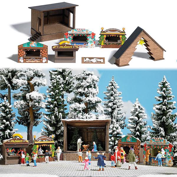 Busch 1183 - Romantic Christmas Market