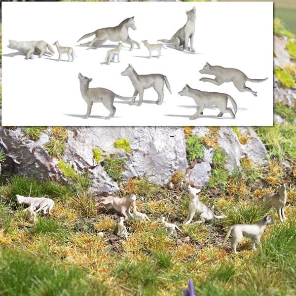 Busch 1193 - Wolf Pack