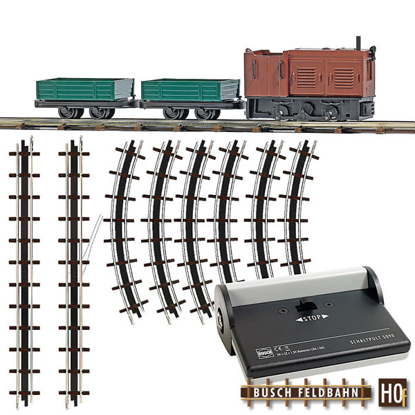Busch 12004 - Transport Train Start Set