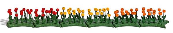 Busch 1242 - 70 Tulips