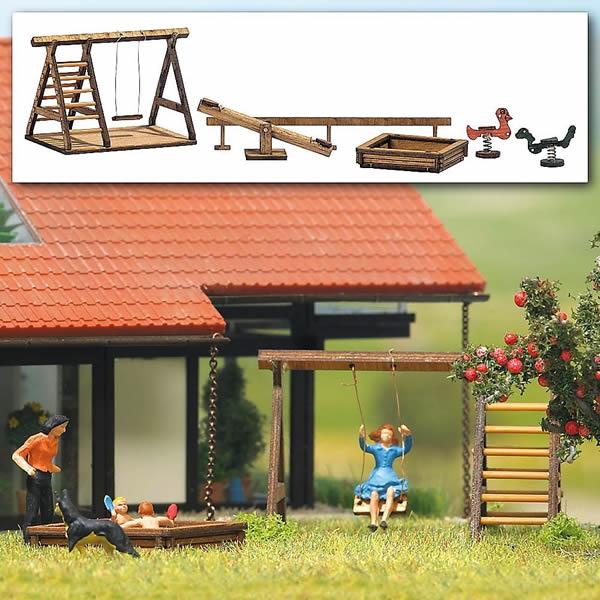Busch 1485 - Playground Equipment
