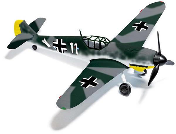 Busch 25010 - Messerschmitt Bf 109 F4 Oswald Fischer