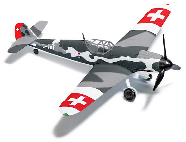 Busch 25017 - Messerschm.Bf 109 G6 Switzerland