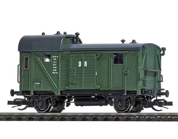 Busch 32010 - Packwagen Pwg-14 DR