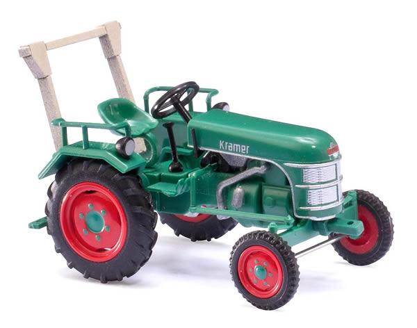 Busch 40065 - Tractor Kramer KL11 with roll bar