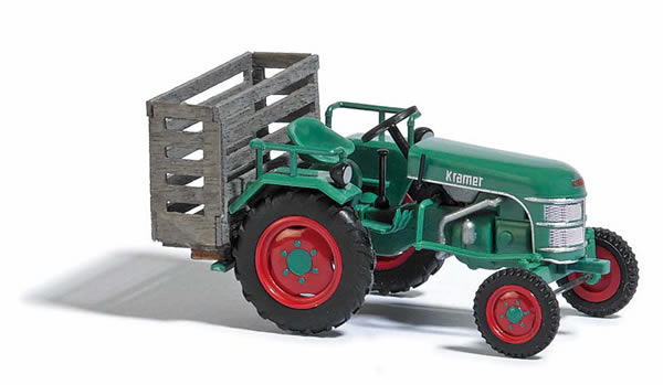 Busch 40068 - Kramer KL11 with pig