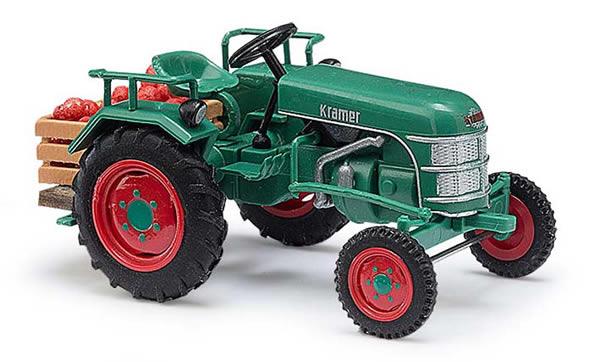 Busch 40070 - Tractor Kramer KL11 with apple crate