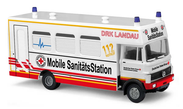 Busch 40705 - MB LP809, DRK Mobile medical station