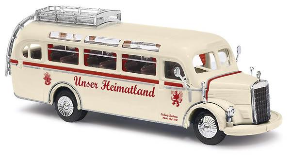 Busch 41010 - Mercedes O-3500 »Unser Heimatland«