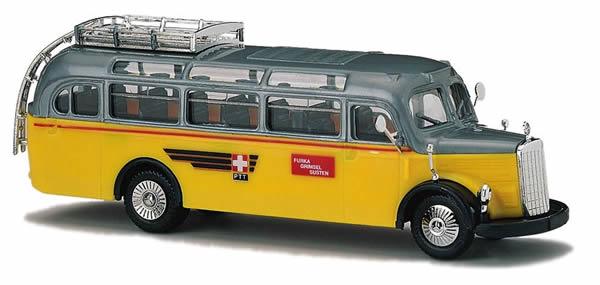 Busch 41035 - MB O-3500 Swiss Postbus
