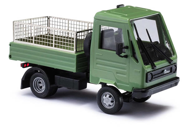 Busch 42213 - Multicar M26 mit Gitteraufbau