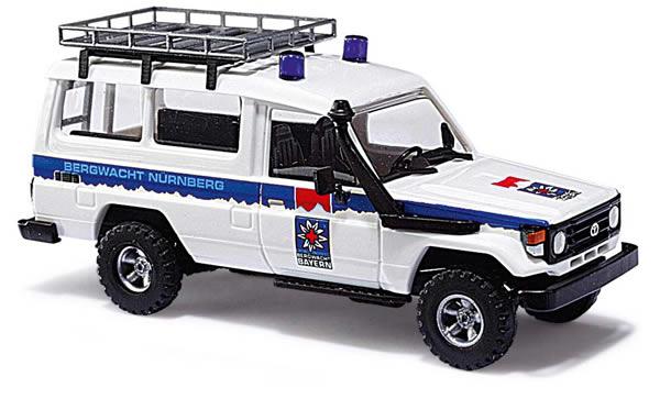 Busch 43503 - Toyota Land Cruiser HZ J7