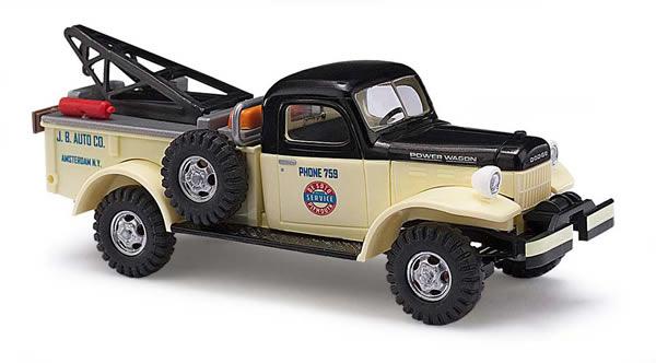 Busch 44017 - Dodge Power Wagon Tiller