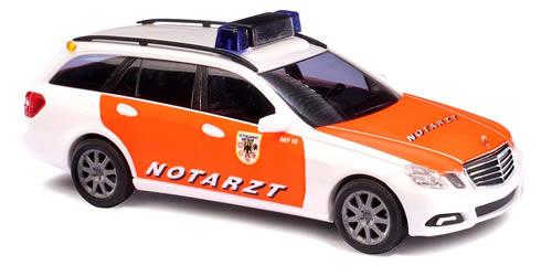 Busch 44261 - MB E Class T Notarzt