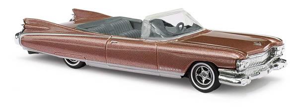 Busch 45118 - Cadillac Eldorado 59 Metallica Brown