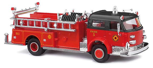 Busch 46018 - LaFrance Pumpwagen, Fire Department