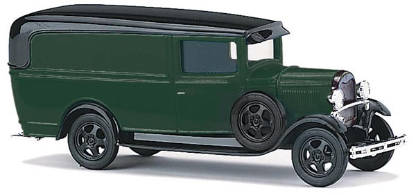Busch 47730 - Ford Model AA, Green
