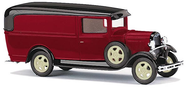 Busch 47732 - Ford Model AA, Red