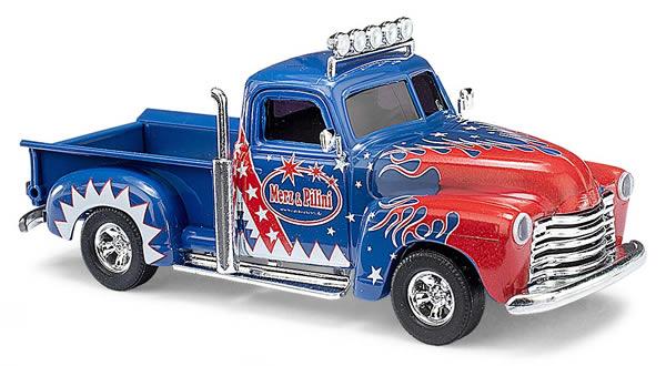 Busch 48293 - Chevr. Pick-up Merz & Pilini Showcar