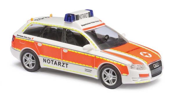 Busch 49276 - Audi A4 Avant BRK Notarzt