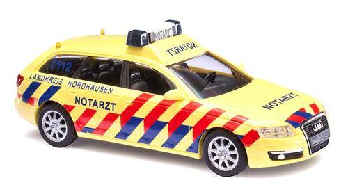 Busch 49664 - Audi A6 Avant Notarzt