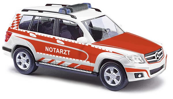 Busch 49768 - Mercedes-Benz GLK-Class Emergency Physician