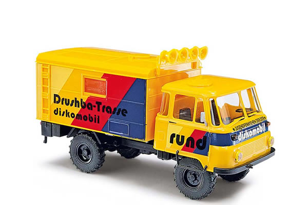 Busch 50231 - Robur LO 2002 A Diskomobil