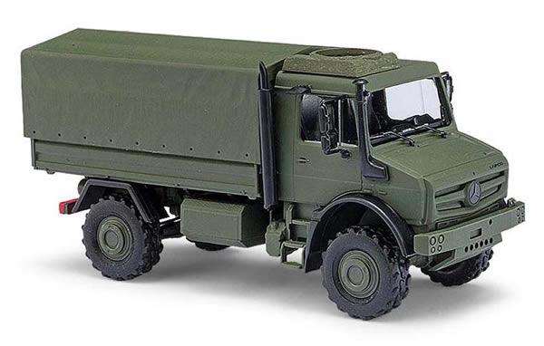 Busch 51017 - Mercedes Unimog U 5023, military