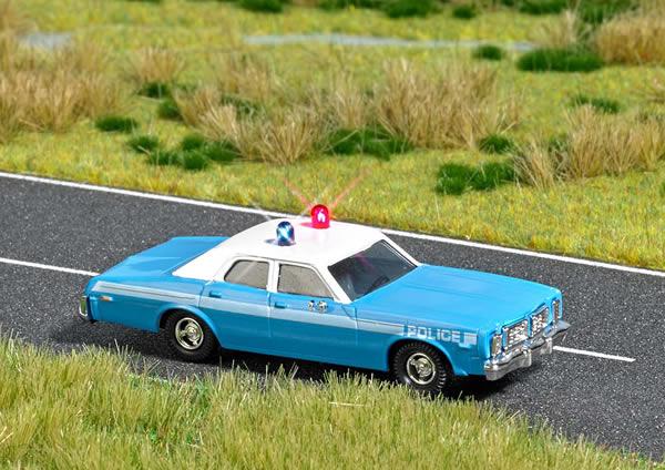 Busch 5629 - Dodge Monaco Police