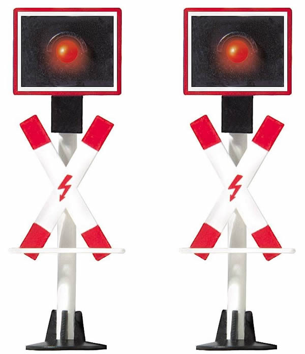 Busch 5955 - 2 crossing signals