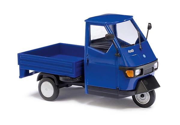 Busch 60002 - Piaggio Ape 50, Dark Blue M 1:43