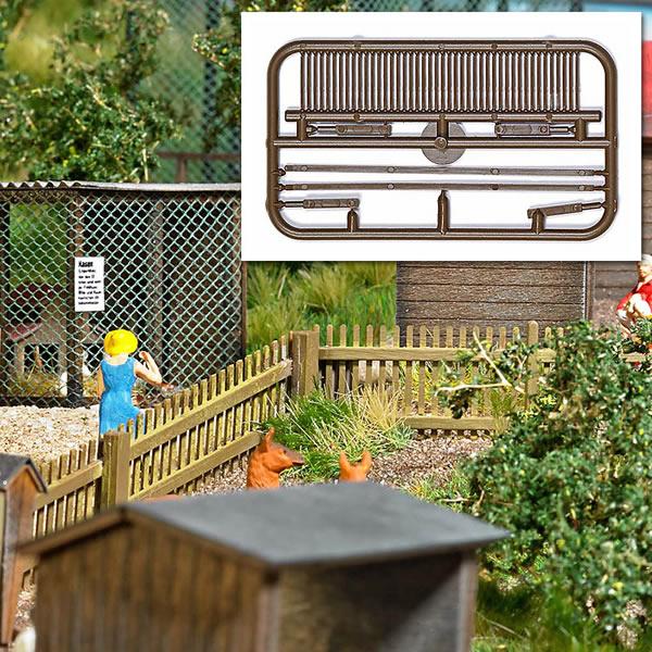 Busch 6006 - Picket Fence
