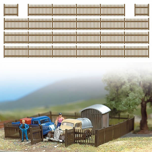 Busch 6007 - Fences