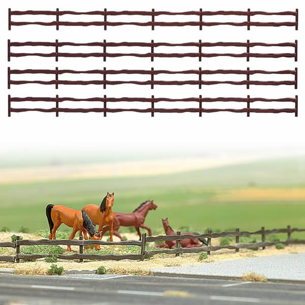 Busch 6008 - Country Fence