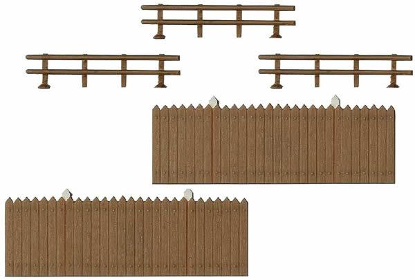 Busch 6015 - Fences