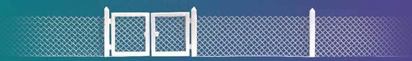 Busch 6019 - Mesh Wire Fence
