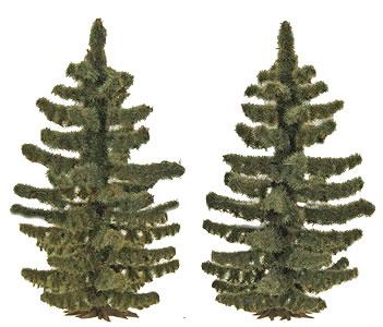 Busch 6131 - 2 Spruce Trees