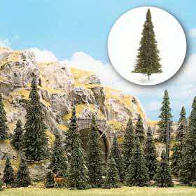 Busch 6471 - 30 Pine trees