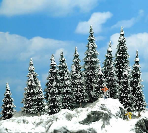 Busch 6566 - 20 winter firs